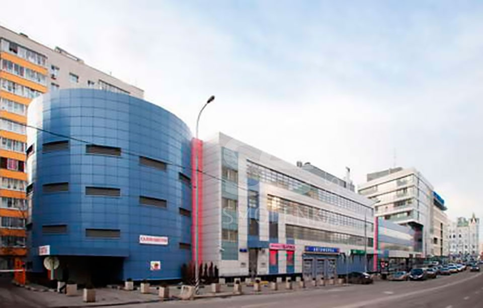 Rent Office, Total area 353.2 m2, 3 Floor, SHCHepkina ul 31, District Meshchanskiy