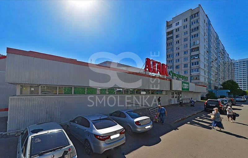 Sale Commercial building, Total area 3357.5 m2, 1 Floor, ZHukovskiy proezd 3a, Land area 13.85 acres