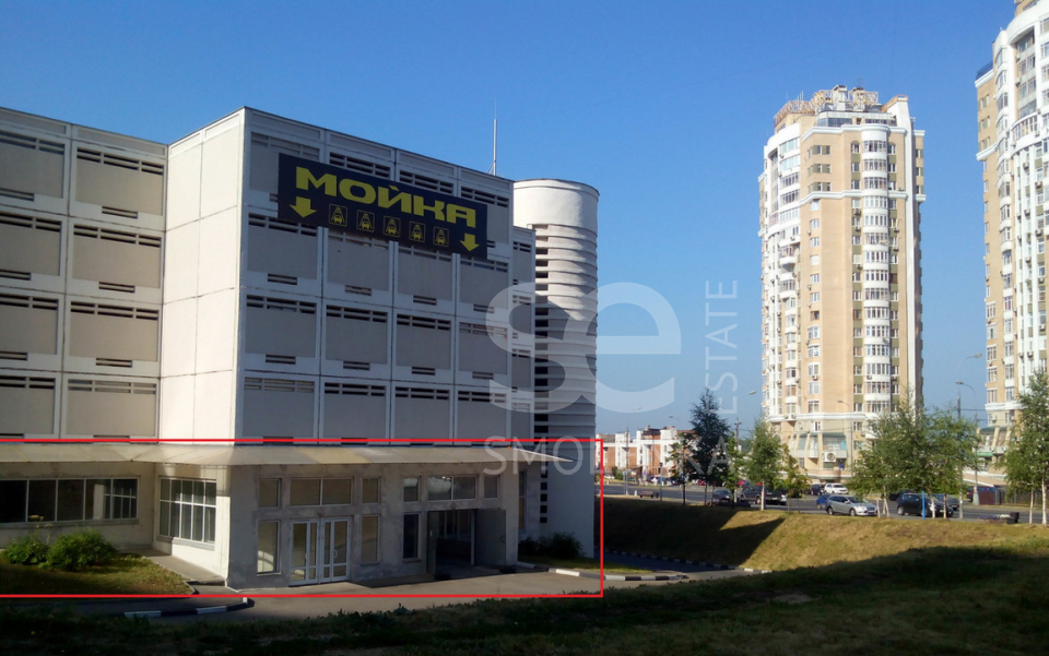 Rent Multi-purpose, Total area 2599 m2, 1 Floor, SokolovoMeshcherskaya ul 40, District Kurkino