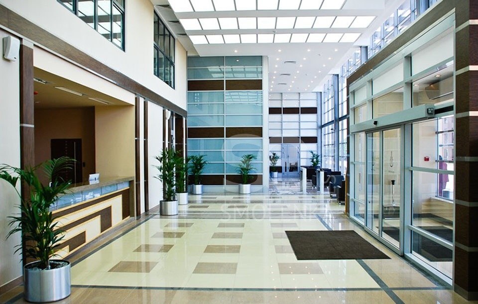 Sale Office, Total area 186 m2, 5 Floor, Ryabinovaya ul 26 s1, District Mozhayskiy
