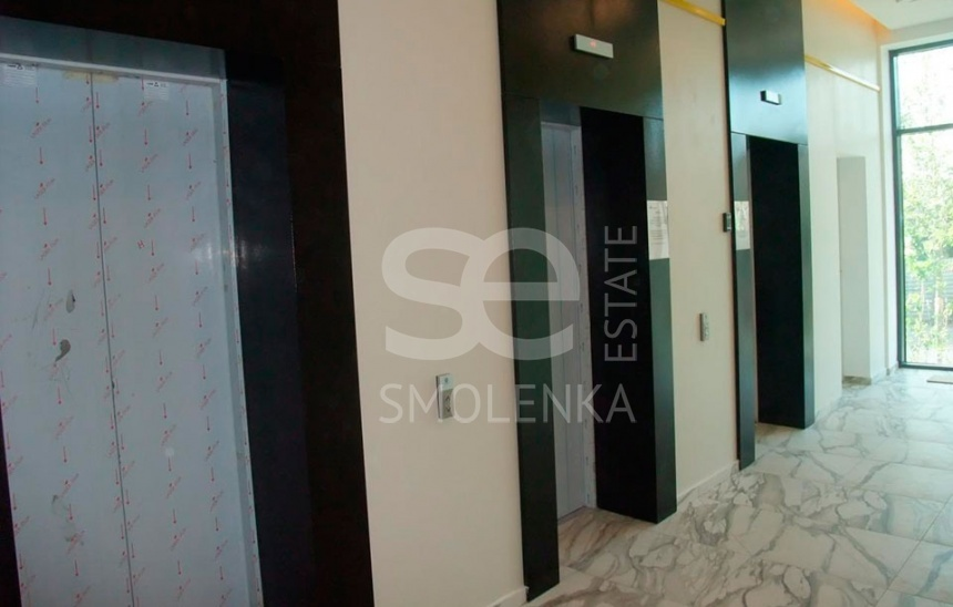 Sale Office, Total area 1158 m2, 18 Floor, Beregovoy proezd 2, District Filyevskiy Park