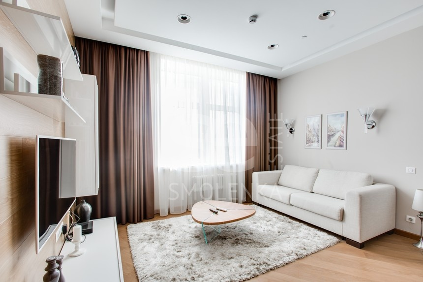 Sale Apartments, Total area 76.8 m2, 6 Floor, Residential Complex Звёзды Арбата, Novyy Arbat ul 32