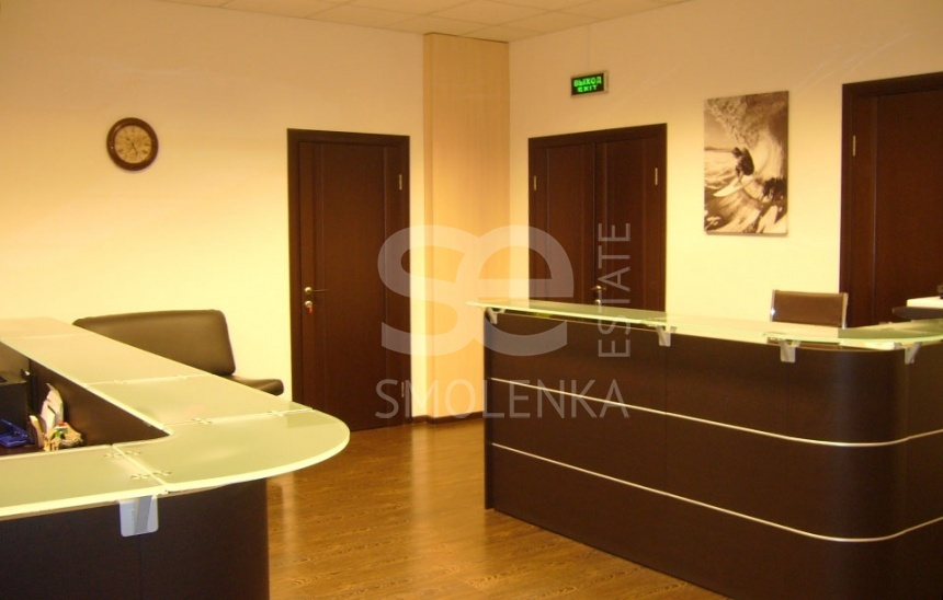Rent Office, Total area 250 m2, 2 Floor, Molchanovka B ul 34, District Arbat