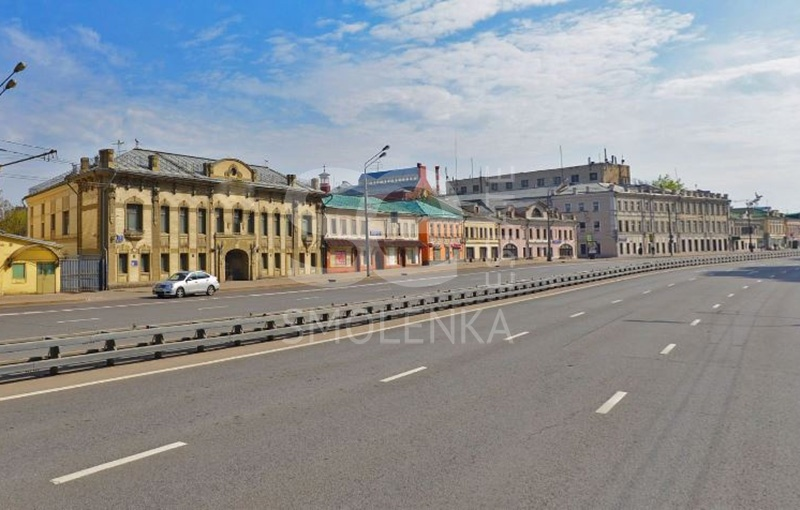 Rent Commercial building, Total area 1253 m2, 1 Floor, Sergiya Radonezhskogo ul 7, District Taganskiy rn