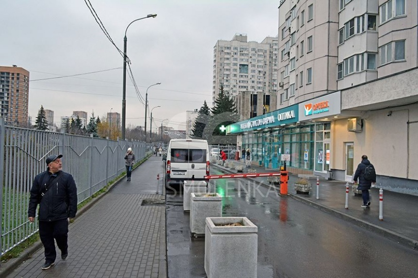 Sale Retail, Total area 100.2 m2, 1 Floor, Vladimirskaya 2ya ul 45, District Novogireevo