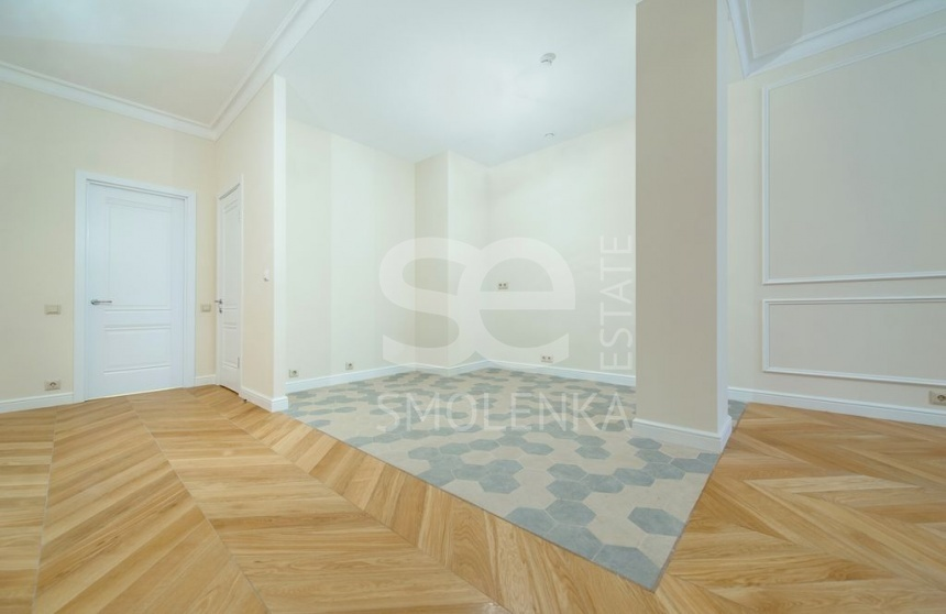 Sale Apartments, Total area 119.8 m2, 4 Floor, Residential Complex Парк Мира, Mira prkt 102s30