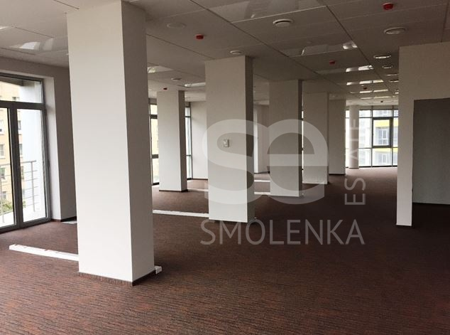 Rent Office, Total area 600.6 m2, 6 Floor, Poklonnaya ul 3, District Dorogomilovo