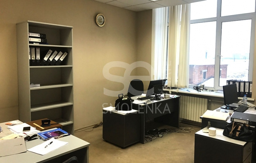 Rent Office, Total area 363.6 m2, 2 Floor, Pereyaslavskaya B ul 46 s2, District Meshchanskiy