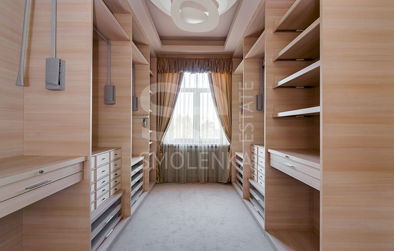 Sale Residential, Total area 266.2 m2, 4 Floor, Residential Complex Лаврушинский 11, Lavrushinskiy per 11k1