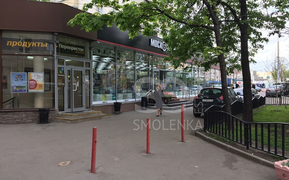 Sale Multi-purpose, Total area 607.7 m2, 1 Floor, Zatsepskiy Val ul 4s2, District Zamoskvoreche